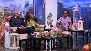 ድምፃዊ ወንድሙ ጅራ በእሁድን በኢቢኤስ Wendimu Jira at Sunday with ebs
