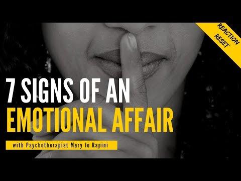Waarom is mijn partner emotioneel ontrouw geraakt? hoe is t begonnen?