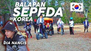Video Fateh Nangis Di Nami Island Korea, Heboh Ber-12 Balapan Sepedaan MP3, 3GP, MP4, WEBM, AVI, FLV Mei 2019