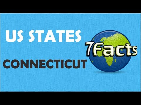 7 Facts About Connecticut
