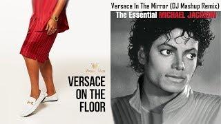 Download Lagu Versace In the Mirror (Bruno Mars & Michael Jackson Remix)   DJ Mashup Mp3