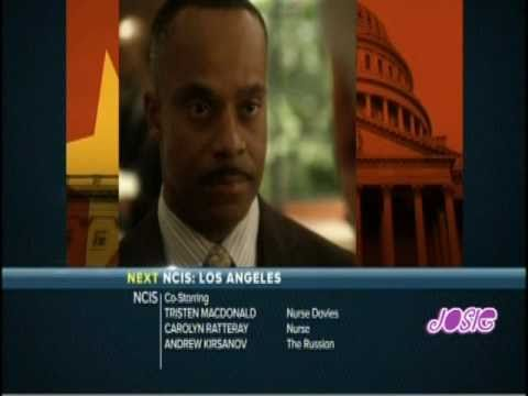 NCIS: Naval Criminal Investigative Service 8.18 (Preview)