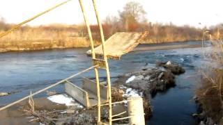 Старое доброе водяное колесо в наши дни