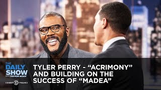 "Video Tyler Perry - ""Acrimony"" and Building on the Success of ""Madea"" 