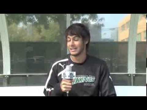 CSU International Student-Athlete Spotlight: Visnu Maharaj