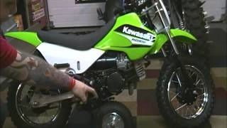4. KAWASAKI KDX 50 REVIEW