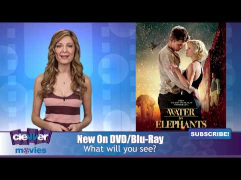 New On DVD/Blu-Ray: Crazy Stupid Love, Water For Elephants, Cars 2