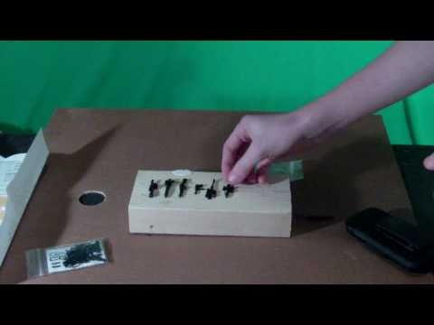 Brick Arms (lego) Unboxing 2014