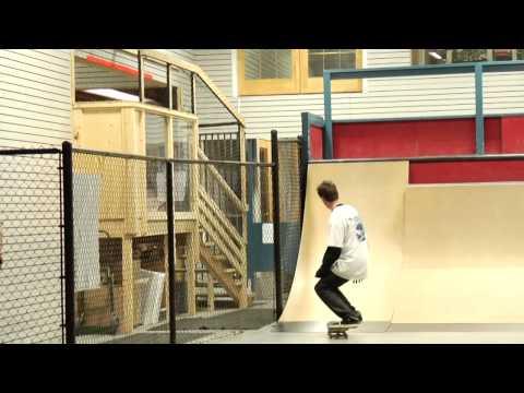 Robby Barry @ North 97 Indoor Skatepark