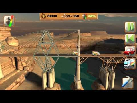 Video of Bridge Constructor Playground