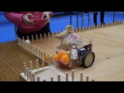 樂學網線上補習-思頂機器人-清道達人(2)-PowerTech全國青少年科技創作競賽2015全國賽