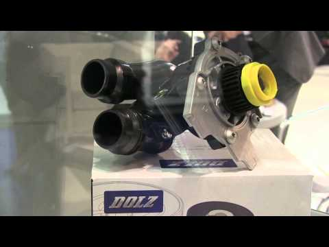 Dolz and GGT Pumps at Autopromotec 2015