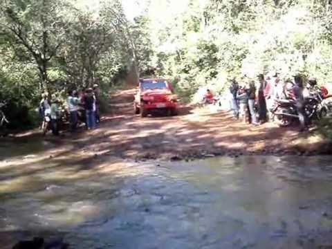 Jeep Raid de Cruzmaltina PR - JCL