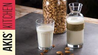 Almond Milk | Akis Kitchen by Akis Kitchen