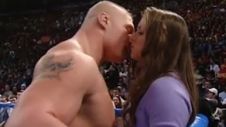 Nonton Brock Lesnar Kiss Stephanie Mc Mahon, WWE Raw 02/01/2017 See Whats Happen after This Full HD Film Subtitle Indonesia Streaming Movie Download
