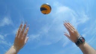 На острове Дракино прошел турнир по пляжному волейболу