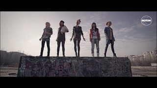 Blaxy Girls - Adio (Lyric Video)