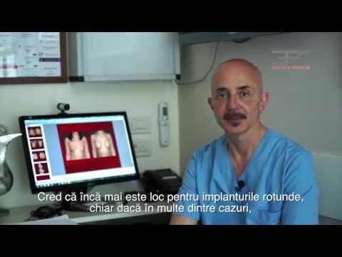 Implanturile rotunde vs. implanturile anatomice