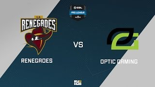 OpTic vs Renegades, game 1