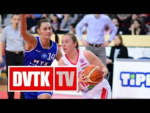 15. forduló: Aluinvent DVTK - MTK Budapest 87-54
