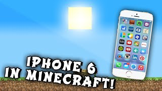 Minecraft Mods - IPHONE 6 MOD (Ipod Mod) - Latest Version