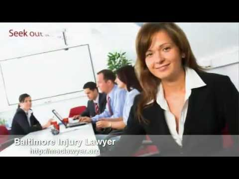 Baltimore Car Accident Lawyer – Auto Accident Attorney in Baltimore MD