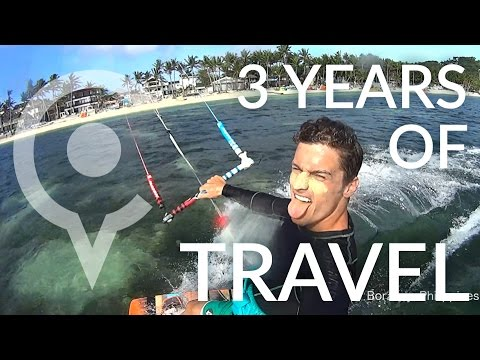 3 Years of Travel in 3 Minutes | MARK | #travelcutsDOC