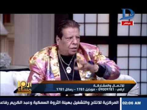 شعبان عبد الرحيم: دينا وبرديس وشاكيرا وسعد الصغير رقاصين