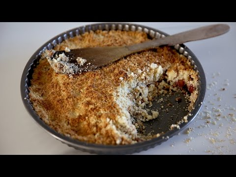 How To Make Apple Crumble | Easy Dessert Recipe | Masala Trails With Smita Deo