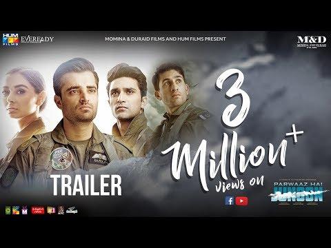 Video Parwaaz Hai Junoon   Official Trailer 2018   Hamza Ali Abbasi   Ahad Raza Mir   Pakistan Air Force download in MP3, 3GP, MP4, WEBM, AVI, FLV January 2017