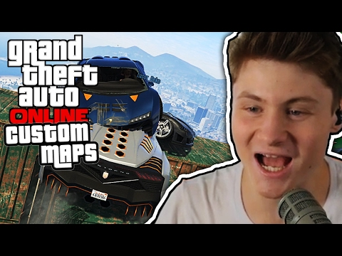 Video AUTO KAMPF 1500 METER ÜBER LOS SANTOS | GTA Online mit Dner download in MP3, 3GP, MP4, WEBM, AVI, FLV January 2017