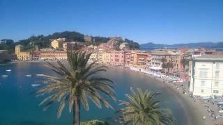 Sestri Levante Italy  City new picture : Liguria, Sestri Levante, la Baia del Silenzio, Riviera di Levante mare blu spiaggia bellissima
