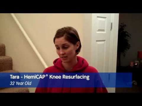 Knee HemiCAP – Cyclist/Runner/Active