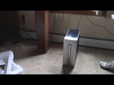 HP Envy 750-050XT Desktop unboxing/setup!
