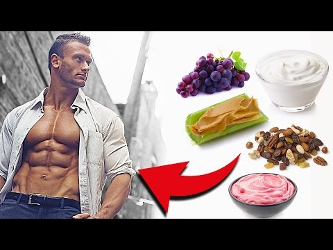 5 Healthy Snacks That Kill Sugar Cravings -- With Thomas DeLauer, CEO & Fitness Model