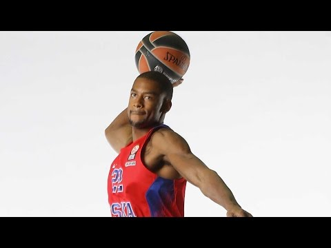 Focus on Cory Higgins, CSKA Moscow