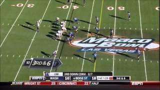 Bishop Sankey vs Boise State (2012 Bowl)