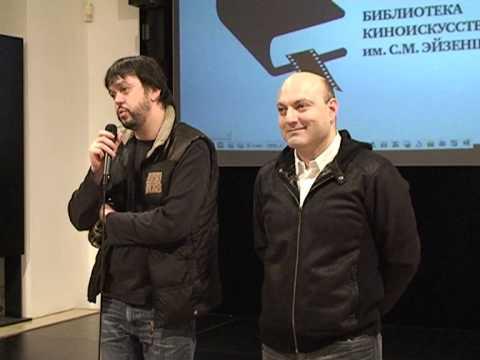 """Клуб """"Полный артхаус"""": авторы фильма """"Икона сезона"""""""
