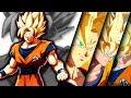 THE BEGINNING OF THE FIGHTERZ BETA!!! Dragon Ball FighterZ Closed Beta Goku Gameplay!