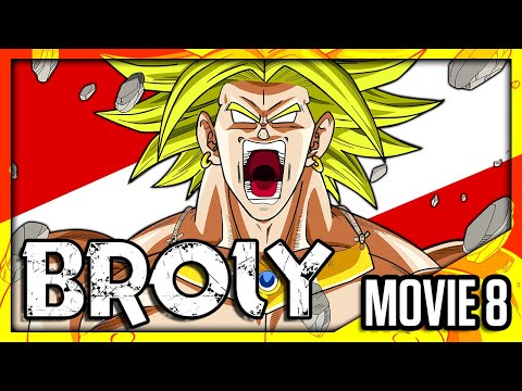 DragonBall Z Abridged MOVIE: BROLY  - TeamFourStar #TFSBroly (видео)