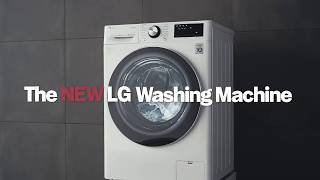 The NEW LG Washing Machine - AI DD