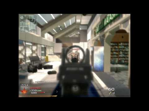 Video Call of Duty: Modern Warfare 2 - PC Multiplayer Gameplay - Free For All  - Terminal [HD] download in MP3, 3GP, MP4, WEBM, AVI, FLV January 2017