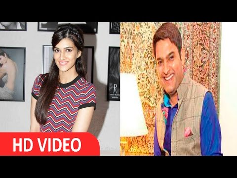 Kriti Sanon Comment On End Of Kapil Sharma's Show