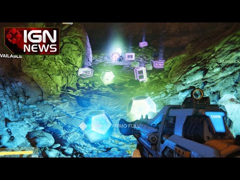LOOT!!! - A new shooting simulator allows people to once again experience the joy of shooting into a cave first captured by the Loot Cave in Destiny.