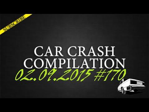 Car crash compilation #170 | Подборка аварий 02.09.2015