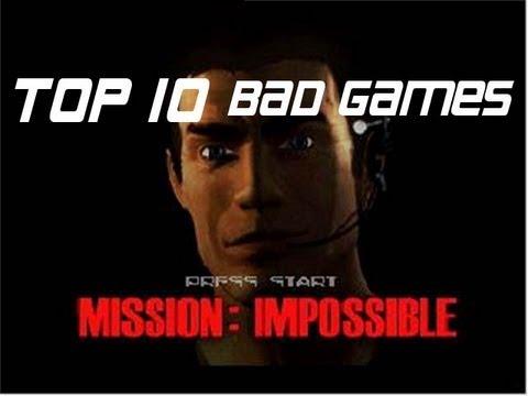 Warialasky - A list of some of my favorite terrible games. Dark Pixel Gaming.