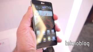 LG Optimus G Ön İnceleme