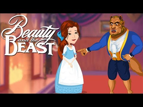 Beauty and the Beast Full Movie   Fairy Tales for Kids