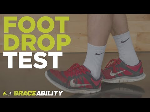 Foot Drop Test: How to Diagnose Peroneal Nerve Injury at Home in 5 Easy Steps