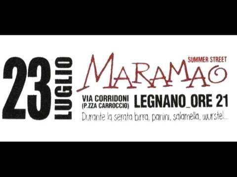 Maramao Summer Street - Effetto Liga